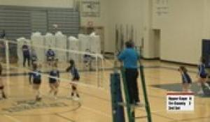Volleyball: Upper Cape at Tri-County (3/31/21)