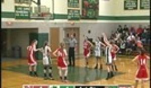 Girls' Basketball: North at Feehan (12/27/12)