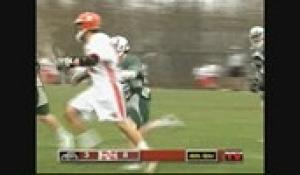 Boys' Lacrosse: Canton at North (4/27/11)