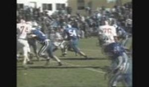 1994 Thanksgiving Day Football: North at Attleboro (11/24/94)
