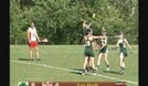 Girls' Lacrosse: Bishop Feehan at North (5/7/10)