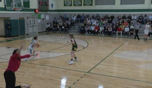 Bishop Feehan vs KP MIAA Girls Hoop 2-26-20