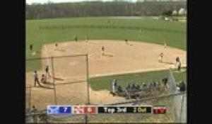 Softball: Attleboro at North (4/25/13)