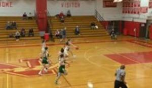 Girls' Basketball: Canton at North (1/6/21)