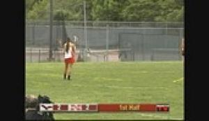 Girls' Lacrosse: Sharon at North (5/21/12)