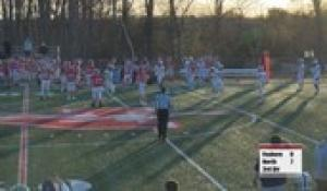 Sub-Varsity Football: Foxboro at North (4/8/21)
