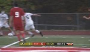 Boys' Soccer: Foxboro at North (10/26/20)