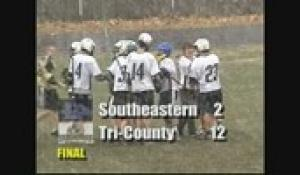 Boys' Lacrosse: Southeastern at Tri-County (3/31/11)