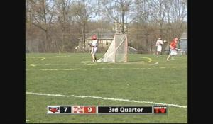 Boys' Lacrosse: Milford at North (4/29/13)