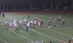 Football: North at Oliver Ames (11/7/14)