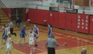 Girls' Basketball: Attleboro at North (2/18/21)