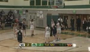 Bishop Feehan vs Archbishop Williams Girls Hoop 1-31-20