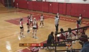 Volleyball: Oliver Ames at North (3/10/21)