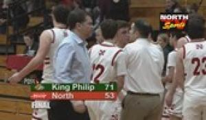 Boys' Basketball: KP at North (1/21/20)