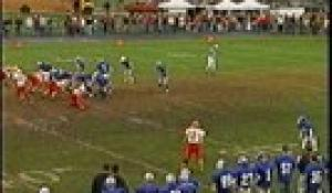 2004 Football: North at Attleboro Thanksgiving Day