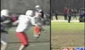 Thanksgiving Day Football: North vs Attleboro (11/22/12)