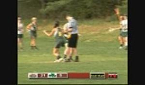 Girls' Lacrosse: King Philip at Feehan (5/2/11)