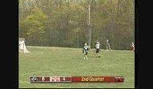 Boys' Lacrosse: Canton at North (4/30/12)