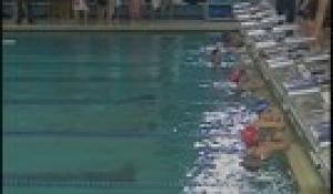 Swimming: North at AHS Swimming (1/15/15)