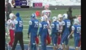 2014 Football: North at Attleboro Thanksgiving Day