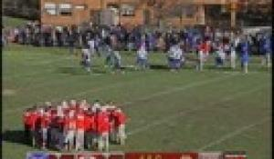 2011 Thanksgiving Day Football: Attleboro at North (11/24/11)