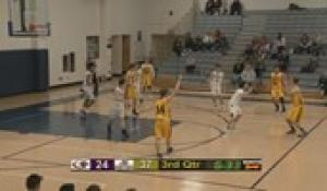 Tri-County vs Bristol Aggie Boys Hoop 1-27-20