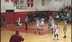 Girls' Basketball: Feehan at North (12/30/14)
