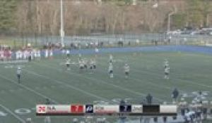 Football: North at Foxboro (4/9/21)