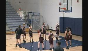 2012 Girls' Basketball - Tri-County vs. OC