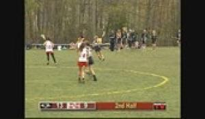 Girls' Lacrosse: Foxboro at North (5/2/12)