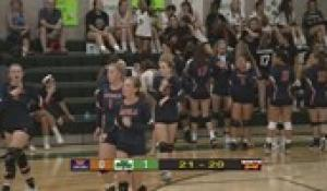 2019 Volleyball: Walpole at Bishop Feehan