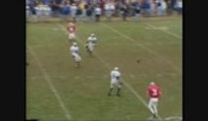 1999 Thanksgiving Day Football: Attleboro at North (11/23/99)