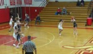 Girls Basketball: Foxboro at North (1/28/21)