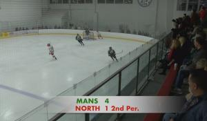 North vs Mansfield Hockey 12-23-19