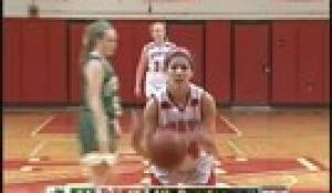 Girls' Basketball: Feehan at North (12/23/13)