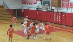 Boys' Basketball: Oliver Ames at North (2/10/21)