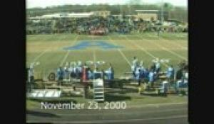 2000 Thanksgiving Day Football: North at Attleboro (11/23/00)