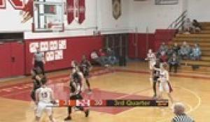 2018-19 Girls' Basketball: North Attleboro vs Stoughton