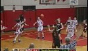2015 Girls MIAA Basketball: North Attleborough vs. Oliver Ames