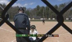 2019 Softball: Bishop Feehan at King Philip