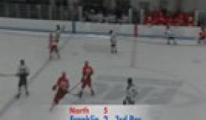 2018-19 Hockey: North Attleboro vs Franklin