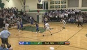 2018-19 Boys' Basketball: Bishop Feehan vs Attleboro